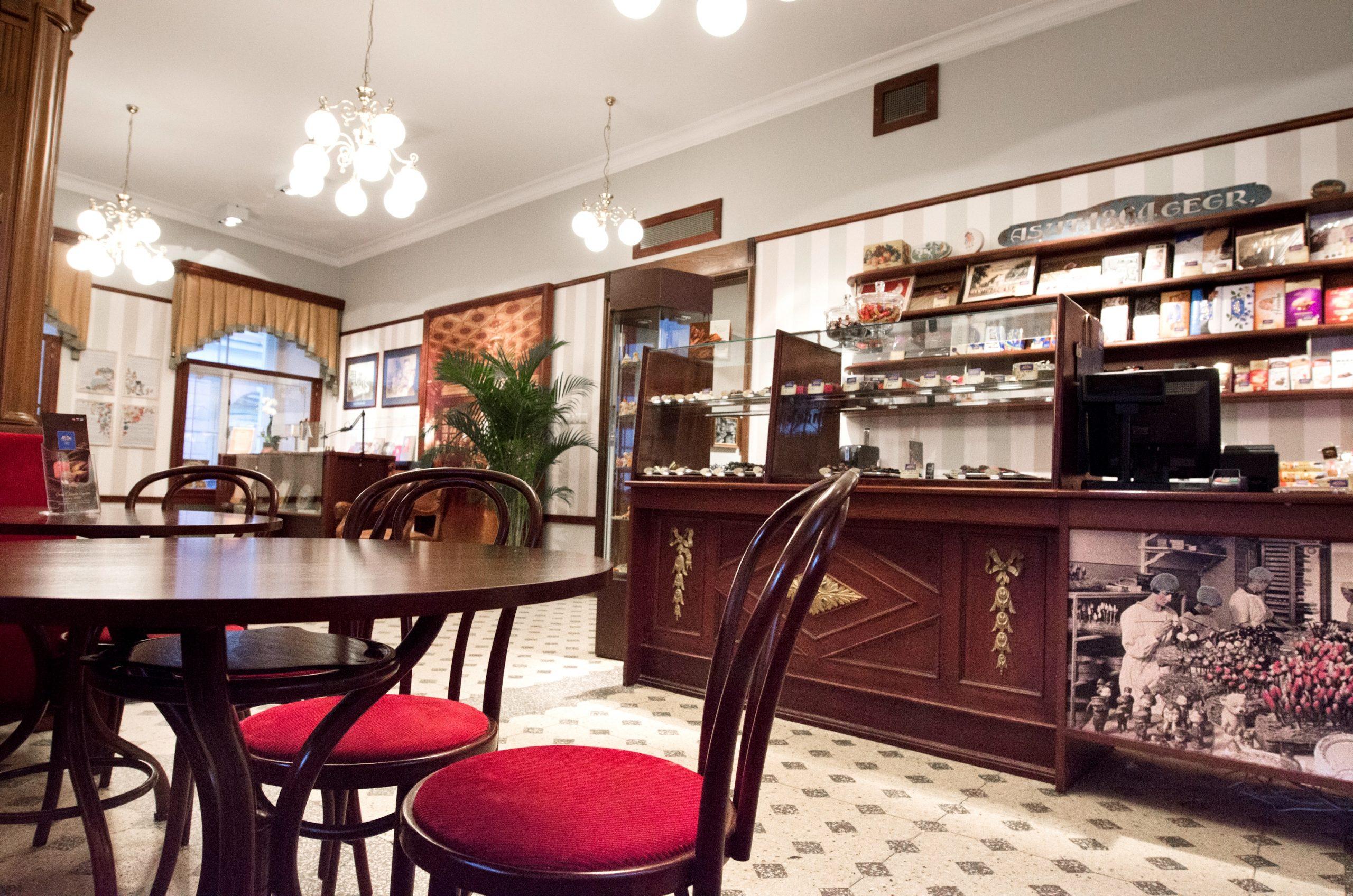 Maiasmoka kohviku lett