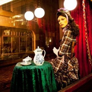 Maiasmoka kohviku jõuluaken 2012