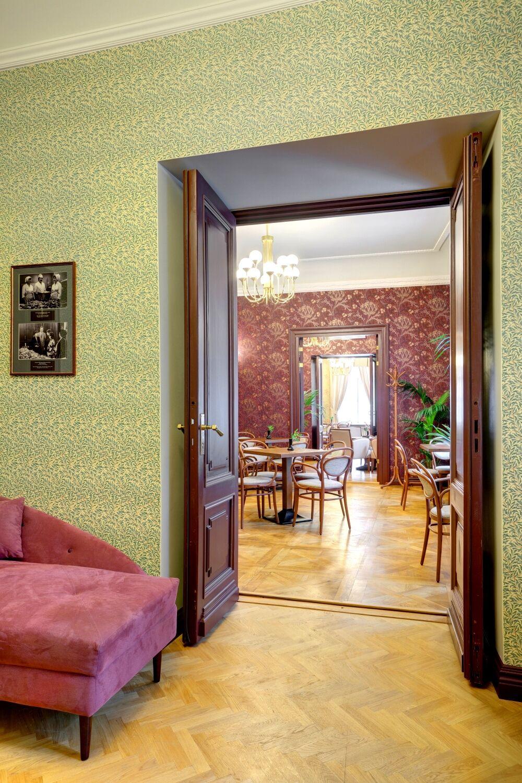 Kohvik Maiasmokk 2. korruse ruumid