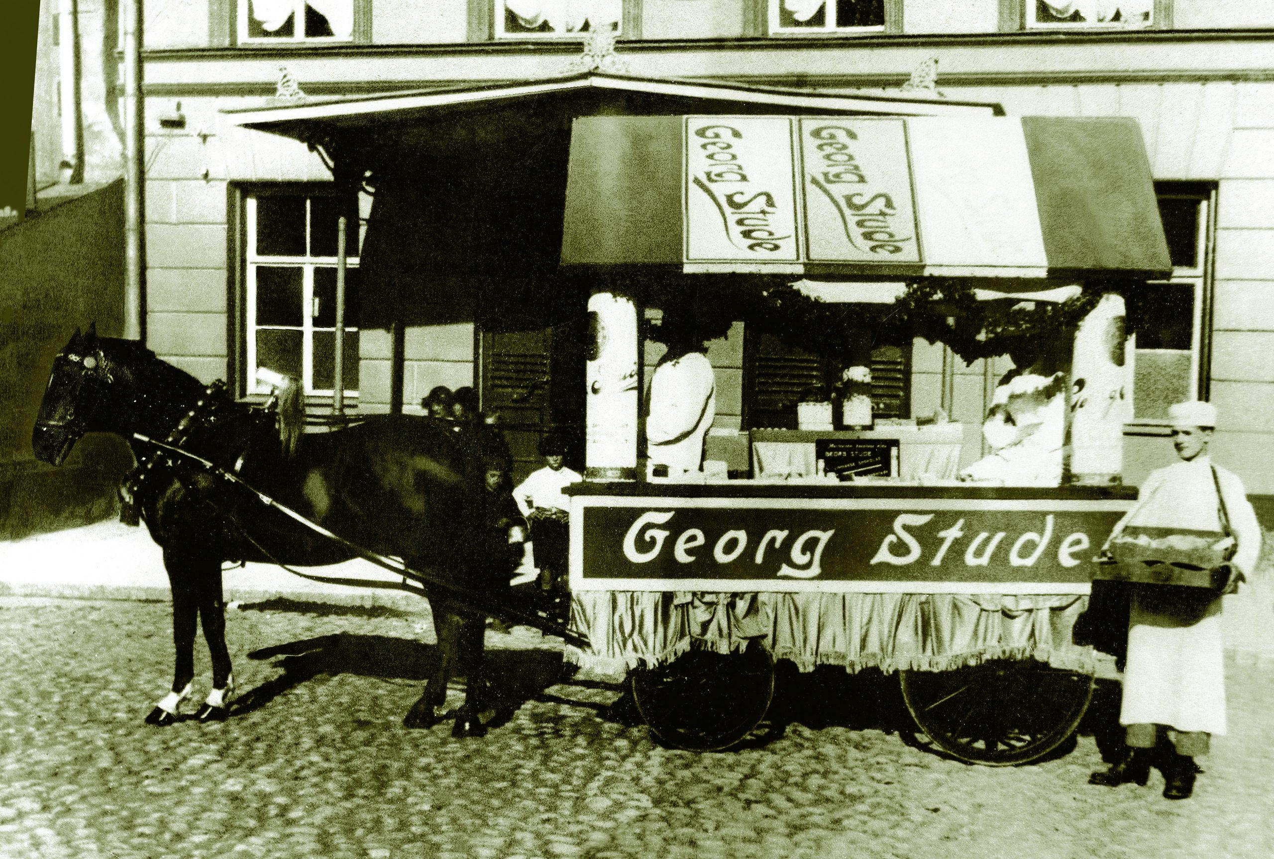 Geaorg Stude kohvik