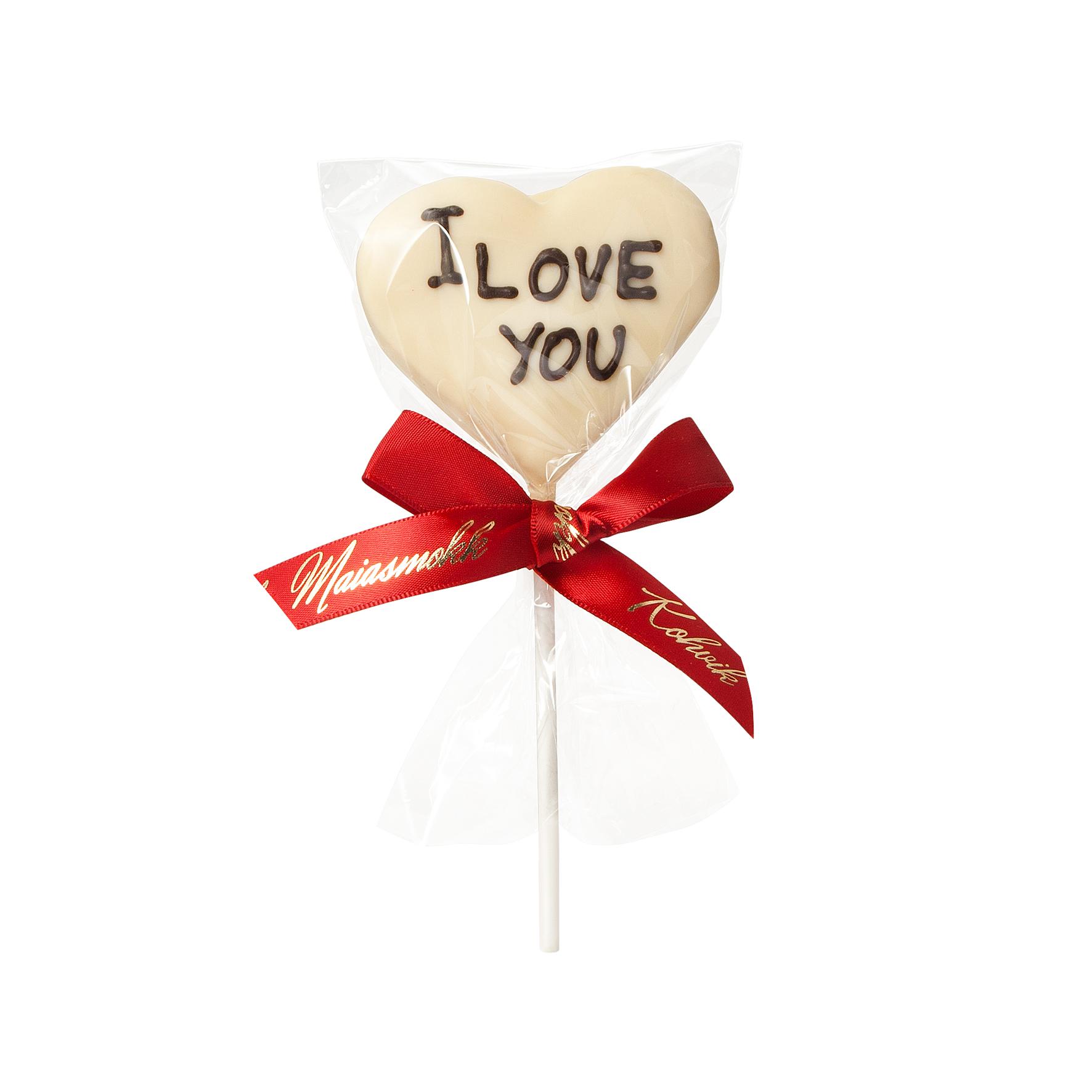 "Pulgašokolaad ""I love you"""